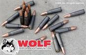 WOLF AMMO Ammunition 7.62 X 39 AMMO